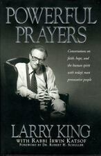 Powerful Prayers : Conversations on Faith, Hope, and the Human Spirit with Today