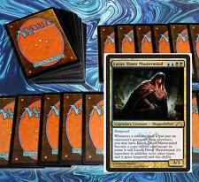 mtg BLUE BLACK DIMIR MILL DECK Magic the Gathering rare cards lazav mirko vosk