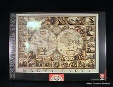 Magna Carta 1500 Pc Art Jigsaw Puzzle #7977 Educa Spain Sealed