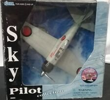 New Sealed Ray Sky Pilot Japanese A6M2 Zero Fighter 1/48 Model Airplane 20203