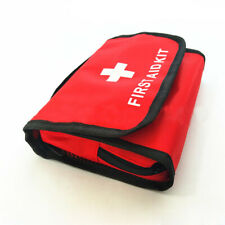 Outdoor First Aid Kit Rescue Bag Hiking Camping Survival Travel Emergency Set