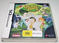 George of the Jungle Nintendo DS 3DS Game *Complete*