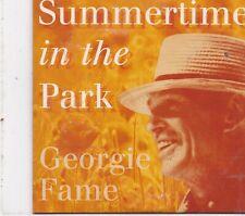 Georgie Fame-Summertime In The Park cd single