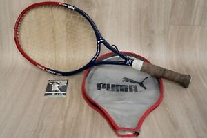 Puma Vintage Tennisschläger / Boris Becker Super Pro-Line / sehr schöner Zustand