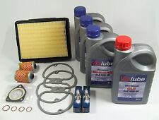 BMW R 100 R 80 GS 2V Boxer ohne Ölkühler 25.000km Service Kit Ölwechsel