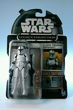 Star Wars Legacy Collection, Clone Trooper Sergeant, Cancelled figure line.