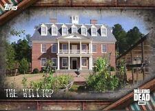 Walking Dead Season 6 Locations Chase Card L-6