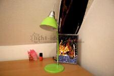 Led Schreibtischleuchte Schreibtischlampe Tischlampe LED Kinderlampe  grün10421