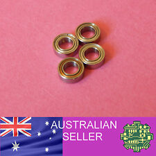 4 of MR95 ZZ 5 X 9 X 3MM miniature bearing MR95zz