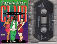 Rappin 4-Tay Playaz Club 1994 Cassette Tape Single Rap Hiphop 4Tay