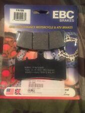 EBC Motorcycle Brake Pads.  NEW!!!!!   FA188