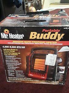 mr heater buddy Mh9bx
