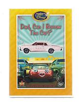 DAD CAN I BORROW THE CAR Kurt Russell NEW R1 Disney Club