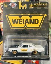 M2 Machines: Weiand 1969 Plymouth Road Runner 440 R70 - Hard To Find