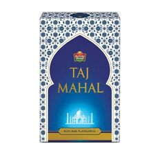 Brooke Bond Taj Mahal Tea 100% Original Assam Black Tea INDIA 500 gms Pack