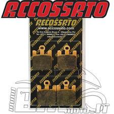 PASTIGLIE FRENO MESCOLA ST ACCOSSATO KAWASAKI ZX-10R 2004/2005 ANT AGPA37ST