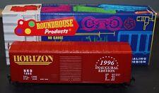MDC-Roundhouse Horizon Wholesaler 1996 Inaugural Edition Box car  NIB