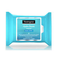 Neutrogena Hydro Boost Cleanser Facial Wipes (25 Wipes)
