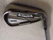Adams Idea Black Cb3 Single 4 Iron w/KBS Tour 90 Stiff Steel Shaft