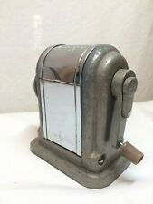 Vintage Boston Ranger 55 Pencil Sharpener C. Howard Hunt Mfg.Co. Select Point