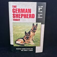 The German Shepherd Today All New 3rd Edition Revised And Updated 1998