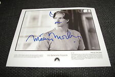 "MATTHEW MODINE signed Autogramm auf 20x25 cm""THE BROWNING VERSION"" Bild InPerson"