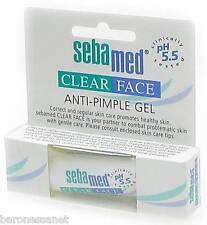 Sebamed Anti Acne Gel 10ml Anti pimples, blackheads and skin impurities
