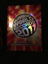 2011 Guinness World Records Hardcover Book~Special American Edition