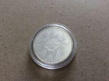 Pièce de 5 €  en argent Pays-Bas 2014 Roi Willem Alexander UNC