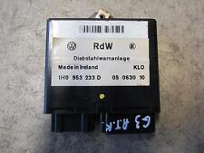 Steuergerät Diebstahlschutz VW Passat 35i Golf 3 Vento 1H0953233D