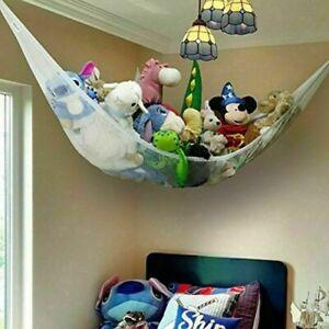 UK Baby Kids Bedroom Nursery Teddy Bear Large Soft Toy Hammock Storage Mesh Net