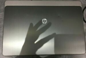 Genuine HP ProBook 4530s LCD BACK COVER TOP LID.