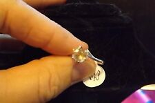 Color Change Petalite, Sterling Silver Ring Size 8