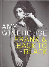 AMY WINEHOUSE, FRANK & BACK TO BLACK, 4 CD DIGIBOOK RELEASE 2008 (MINT)