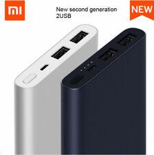Xiaomi Mi 10000 Power Bank de 2 mAh batería externa de carga rápida para iOS Android