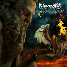 WHYZDOM - Symphony For A Hopeless God - CD DIGIPACK