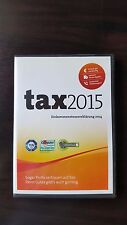 Buhl tax 2015 Professional Steuersoftware