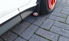 "MG3 MUDFLAPS + LOGO - SET OF 4 GENUINE MG 3 FIT THE MG3 ""STYLE"" & ""SPORT"" UK CO."