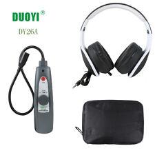 DY26A Ultrasonic Leak Detector Transmitter🔥40kHz Air Water Dust Leak Pressure🔥