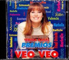 PREMIOS VEO VEO - Teresa Rabal - SPAIN CD Fonomusic 1996 - Jaen Marbella Madrid