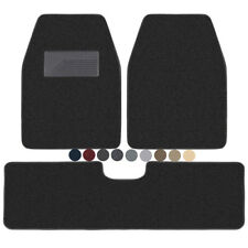 Car Floor Mats for Car SUV Van Heavy Duty Extra Thick Carpet Mat 3 Piece