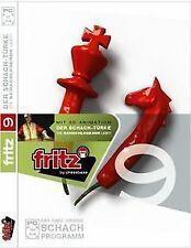 Fritz 9 (DVD-ROM) von NBG EDV Handels & Verlags GmbH   Game   Zustand gut