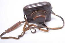 "LEICA M3 3/8"" EARLY 'IDCOO' (1954) LEATHER 'ERC' READY CASE"