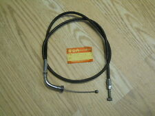 Suzuki NOS GS550, 1977, Throttle Cable Assembly, # 58300-47001   S86