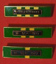 Chile Police Barras pin medal 11 de septiembre 1973 president Pinochet