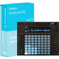 Ableton Push 2 Production Controller with Live 10 Standard Upgrade (Download)
