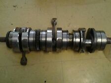 Arctic cat zrt 800 crankshaft for parts