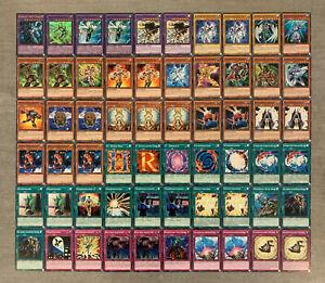 Yu-Gi-Oh! Elementarhelden / Maskierter HELD - Deck Yaden Yuki Kuriboh DEUTSCH!!