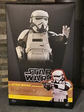 "1:6 Star Wars Patrol Trooper aus ""SOLO""  (Sideshow) Neuwertig"