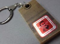 Genuine Race Used Jules Bianchi Manor Marussia F1 Chinese GP Skid plank keyring